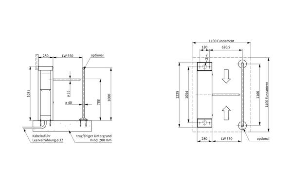 GU A-9002990_na00 Produkt-Zeichnung