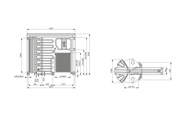 GU A-9003130_na00 Produkt-Zeichnung