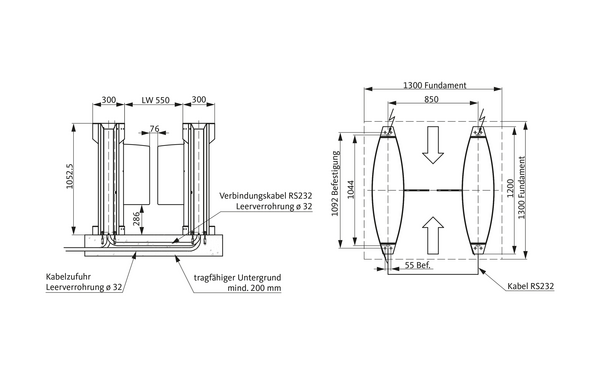GU A-9003140_na00 Produkt-Zeichnung