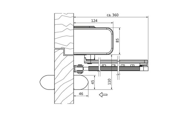 GU DTR_Zeichnung_02 Produkt-Zeichnung