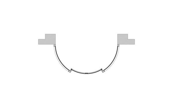GU Rund_Ausfuehrung1 Produkt-Zeichnung