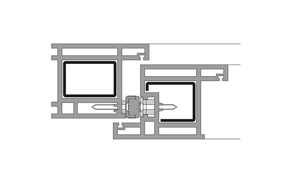 GU-Sicherheitsschere EURO-SOLID Einbau_EURO-SOLID_PVC_8z5