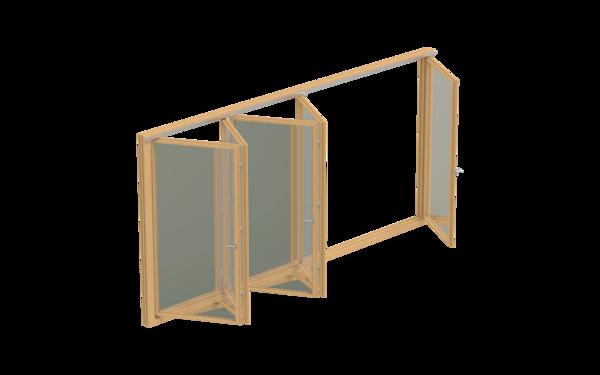 GU 3D_SchiebeFalt_Holz_01_8z5 Produkt-Foto