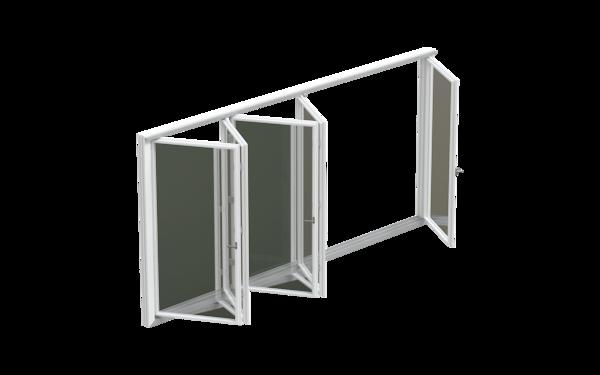 GU 3D_SchiebeFalt_PVC_01_8z5 Produkt-Foto
