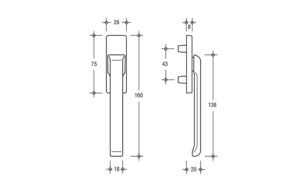 GU 6-25223-00-0-X_na00 Produkt-Zeichnung