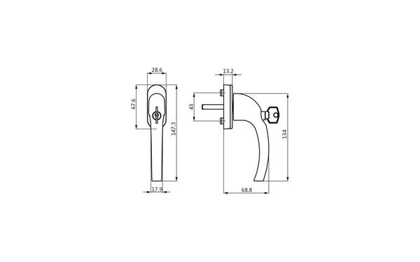 GU 6-34397-29-0-X_na00 Produkt-Zeichnung