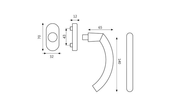 GU B 7290_6557_na00 Produkt-Zeichnung