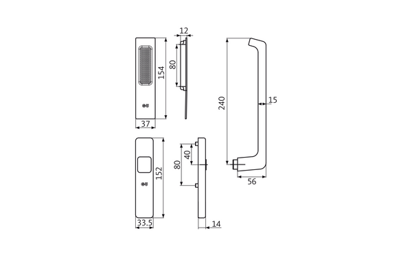 GU K-13265-00-0-X_na00 Produkt-Zeichnung