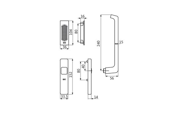 GU K-16793-00-0-X_na00 Produkt-Zeichnung