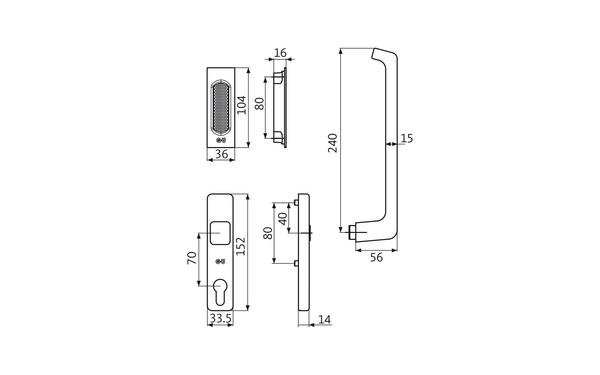 GU K-16794-00-0-X_na00 Produkt-Zeichnung