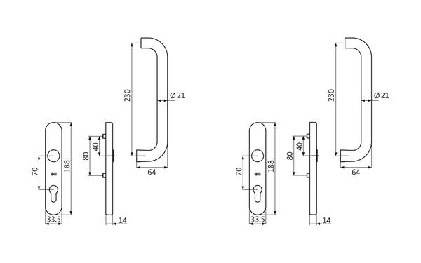 GU K-16798-00-0-X_na00 Produkt-Zeichnung