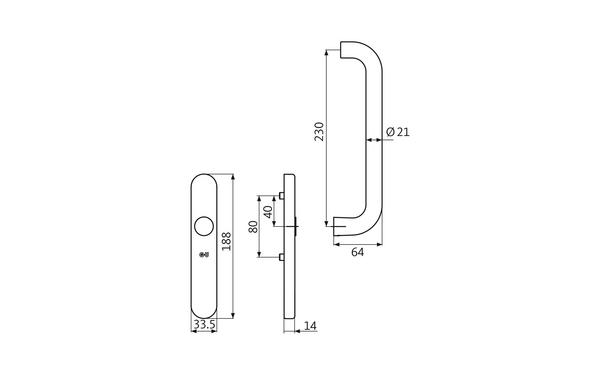 GU K-16807-00-0-X_na00 Produkt-Zeichnung