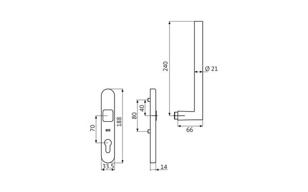 GU K-17014-00-0-X_na00 Produkt-Zeichnung
