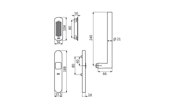 GU K-17015-00-0-X_na00 Produkt-Zeichnung