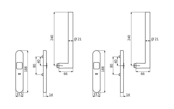 GU K-17017-00-0-X_na00 Produkt-Zeichnung