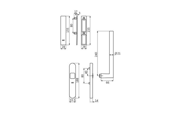 GU K-17048-00-0-X_na00 Produkt-Zeichnung