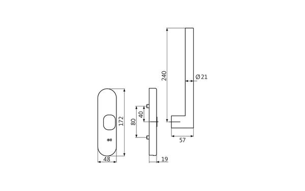 GU K-17252-00-R-X_na00 Produkt-Zeichnung