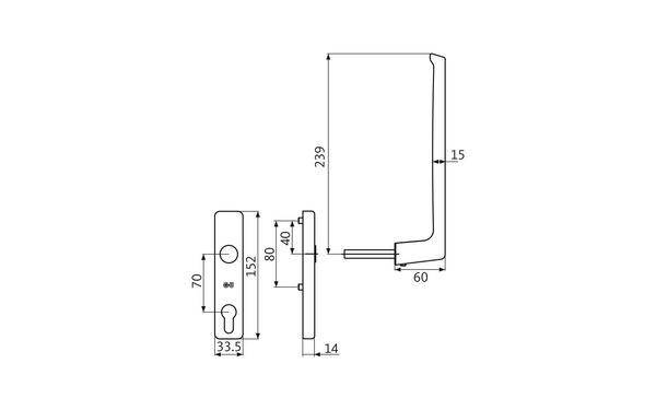 GU K-17397-00-0-X_na00 Produkt-Zeichnung