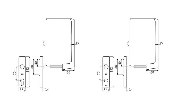 GU K-17400-00-0-X_na00 Produkt-Zeichnung