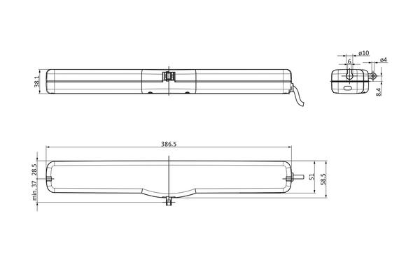 GU Kettenantrieb ELTRAL KS 30/40 Funk K-19045-00-0-X_na00_8z5