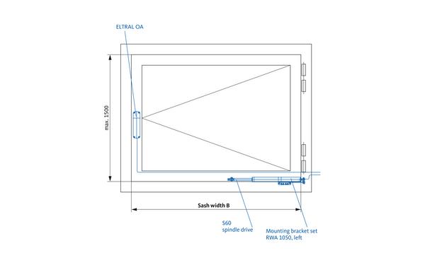 GU Öffnungssystem RWA 1050 K-17799-10-L-X_ENG_8z5