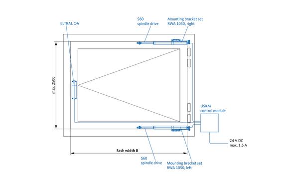 GU Öffnungssystem RWA 1050 K-17800-10-0-X_ENG_8z5