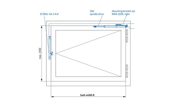 GU Öffnungssystem RWA 1050 K-17801-10-R-X_ENG_8z5