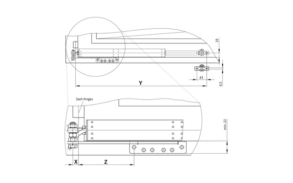 GU Öffnungssystem RWA 1050 RWA_1050_Details_ENG_8z5
