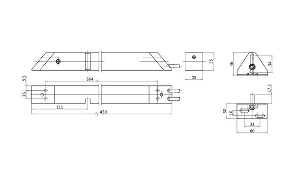 GU Verriegelungsantrieb ELTRAL VA35 K-17591-42-R-X_na00_8z5