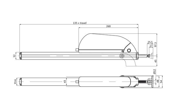 GU Zahnstangenantrieb ELTRAL Z45 K-18417-23-0-1_na00_ENG_8z5