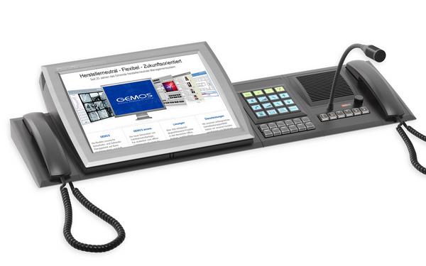ela-soft GEMOS Control-Center-Console Produkt-Foto