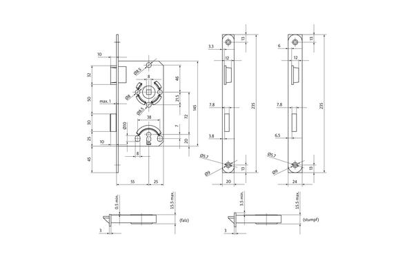 BKS 02150180_na00 Produkt-Zeichnung