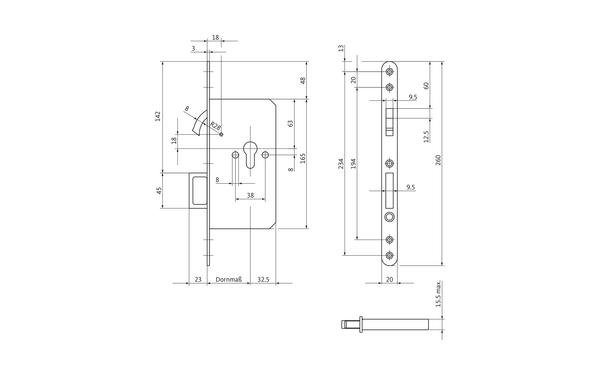 BKS 03530052_na00 Produkt-Zeichnung