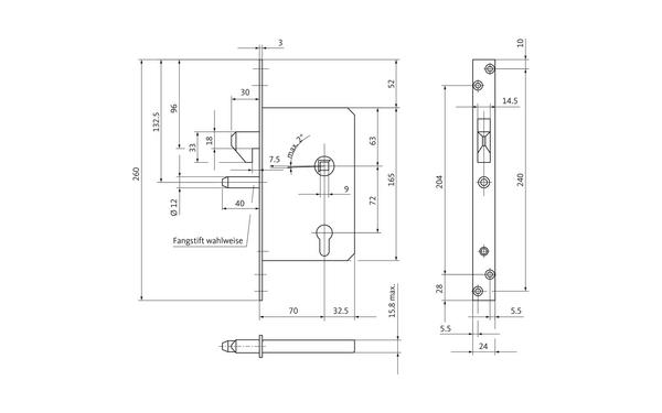 BKS 03810007_na00 Produkt-Zeichnung