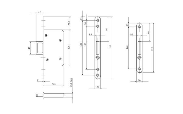 BKS 03930017_na00 Produkt-Zeichnung