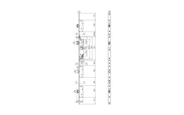 BKS 6-37238-01-L-X_na00 Produkt-Zeichnung