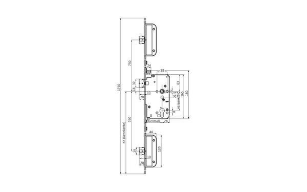 BKS 6-38724-09-L-X_na00 Produkt-Zeichnung