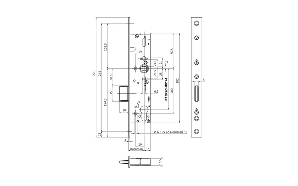 BKS B-18480-01-0-X_na00 Produkt-Zeichnung