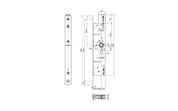 BKS B-18920-00-0-X_na00 Produkt-Zeichnung