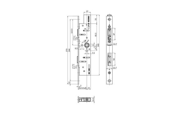 BKS B-18960-00-0-X_na00 Produkt-Zeichnung