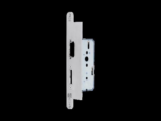 Treibriegelschloss B 2392 vorgerichtet für einen E-Öffner mit automatischer und manueller Verriegelung BKS