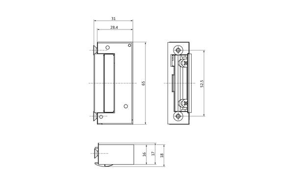 BKS Elektro-Türöffner Nr. 5 6-35804-02-0-X_na00_8z5