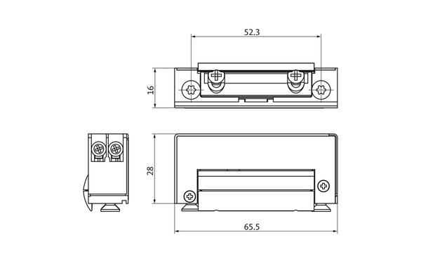 BKS Elektro-Türöffner Nr. 5 (B-9251) B-92510-00-0-X_na00_8z5