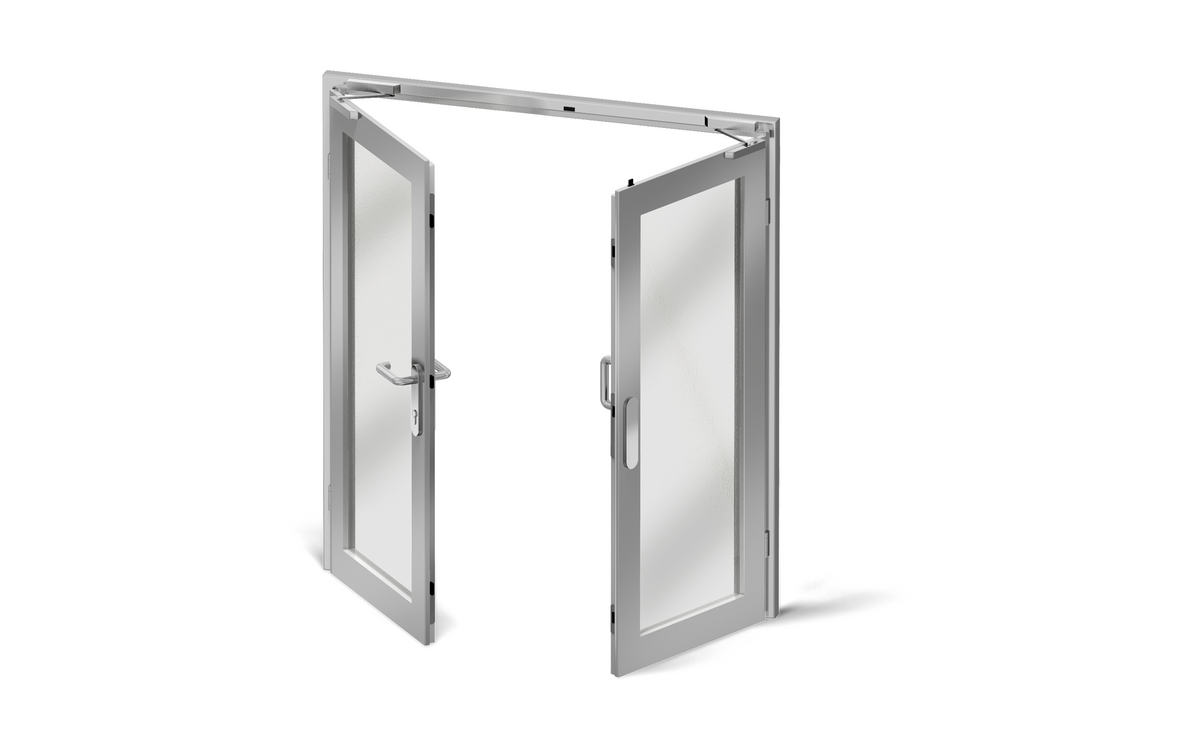 Combination RPZAS 110 Narrow stile doors, panic function