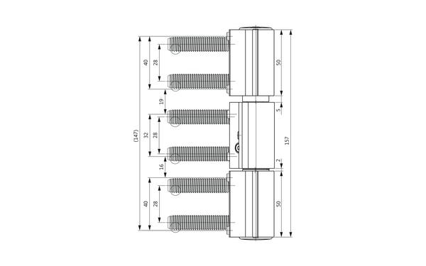 GU A 316 3D Aufschraubband H-01787-00-0-X_na00 Produkt-Zeichnung