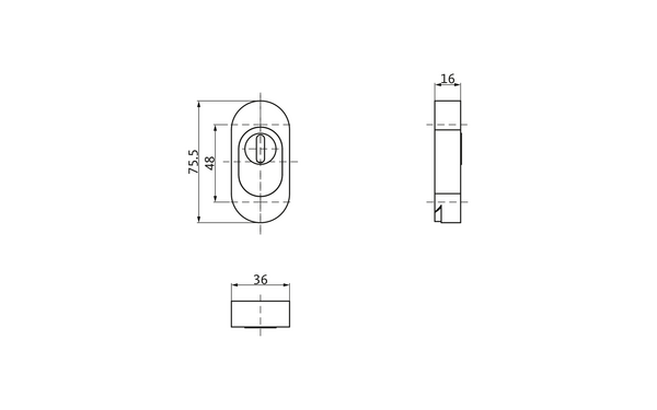 GU b-78820-0q-0-x_na00_8z5 Produkt-Zeichnung