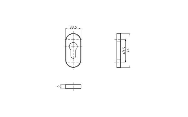 GU b-78820-0r-0-x_na00_8z5 Produkt-Zeichnung