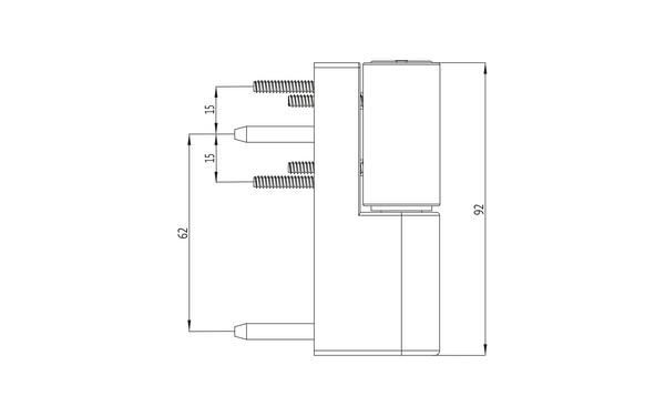 GU F 110 Aufschraubband H-01337-11-0-X_na01 Produkt-Zeichnung