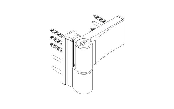 GU G 810 F 100 Aufschraubband H-01398-00-0-X_na02 Produkt-Zeichnung