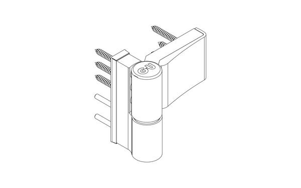 GU G 810 F 85 S Aufschraubband H-01412-00-0-X_na02 Produkt-Zeichnung